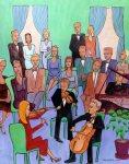 Chamber Music (40x30)