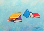 Favorite Books (20x28)
