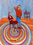 The Hypnotist  (22x17)